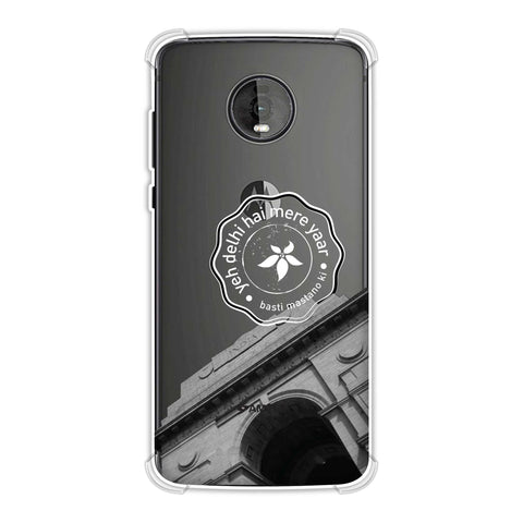 Delhi Soft Flex Tpu Case For Motorola Moto Z4