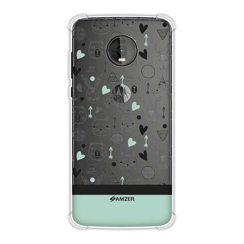 Unicorns Soft Flex Tpu Case For Motorola Moto Z4