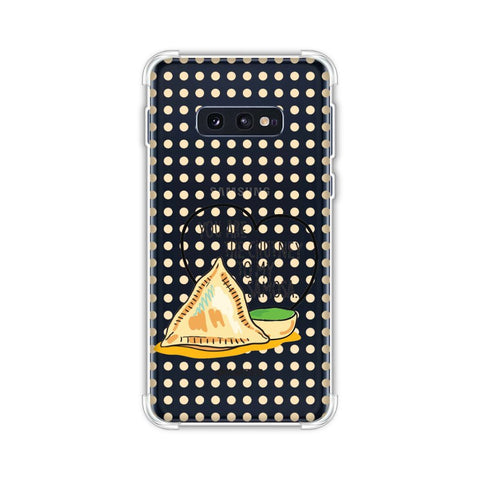 You Are The Chutney To My.. Soft Flex Tpu Case For Samsung Galaxy S10e
