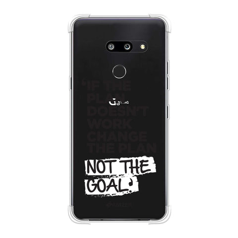 If The Plan Doesn't Work.. Soft Flex Tpu Case For LG G8 ThinQ