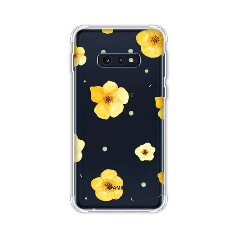 Lilies Soft Flex Tpu Case For Samsung Galaxy S10e