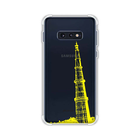 Qutub Minar Soft Flex Tpu Case For Samsung Galaxy S10e