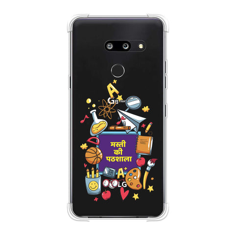 Masti Ki Paathshala Soft Flex Tpu Case For LG G8 ThinQ