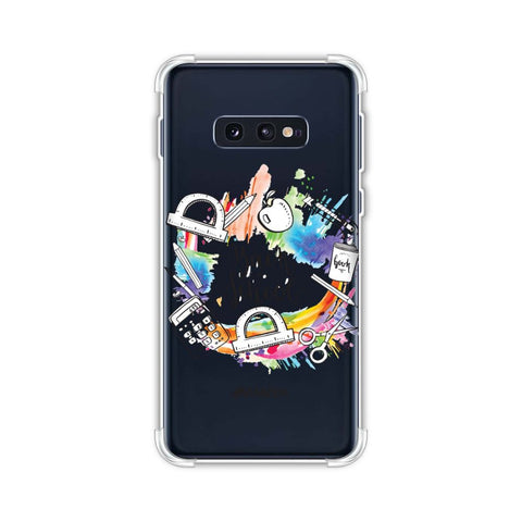 Back To School Soft Flex Tpu Case For Samsung Galaxy S10e