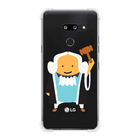 Lawyers 1 Soft Flex Tpu Case For LG G8 ThinQ