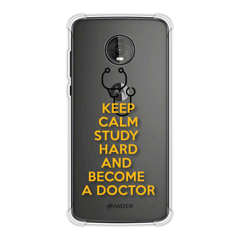 Doctors Quote Soft Flex Tpu Case For Motorola Moto Z4