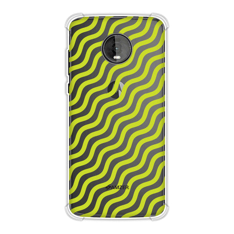 Waves Soft Flex Tpu Case For Motorola Moto Z4