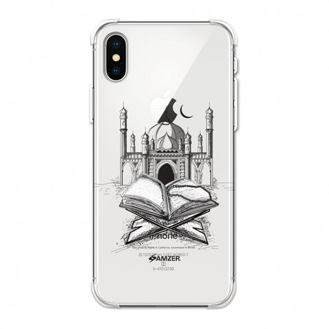Quran Soft Flex TPU Case For Apple iPhone Xs Max