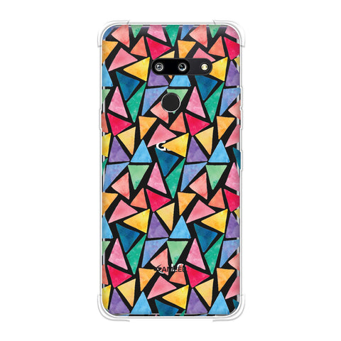 Bold Shapes Soft Flex Tpu Case For LG G8 ThinQ
