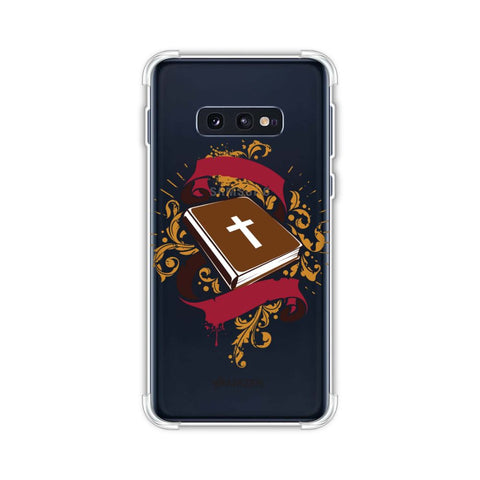 Bible Wisdom 2 Soft Flex Tpu Case For Samsung Galaxy S10e