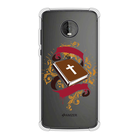 Bible Wisdom 2 Soft Flex Tpu Case For Motorola Moto Z4
