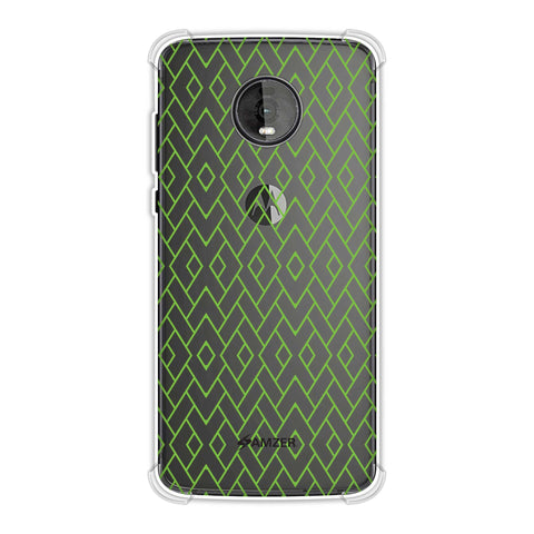 Intersections 7 Soft Flex Tpu Case For Motorola Moto Z4