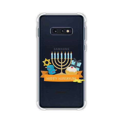 Hanukkah 2 Soft Flex Tpu Case For Samsung Galaxy S10e