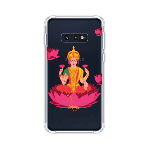 Almighty Laxmi Soft Flex Tpu Case For Samsung Galaxy S10e