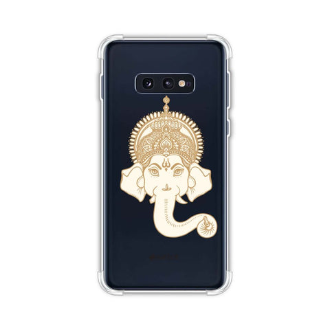 Almighty Ganesha Soft Flex Tpu Case For Samsung Galaxy S10e