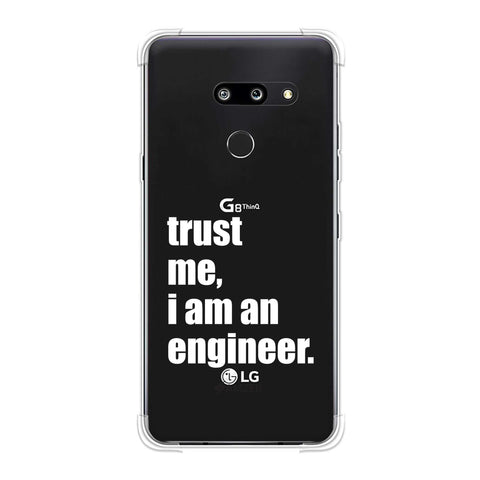 Proud To Be A Engineer 1 Soft Flex Tpu Case For LG G8 ThinQ