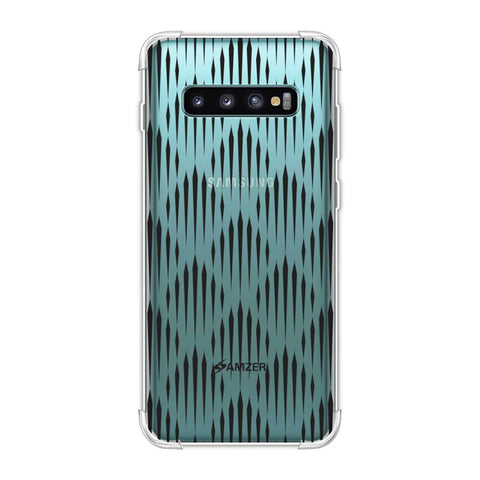 Stripes 1 Soft Flex Tpu Case For Samsung Galaxy S10 Plus