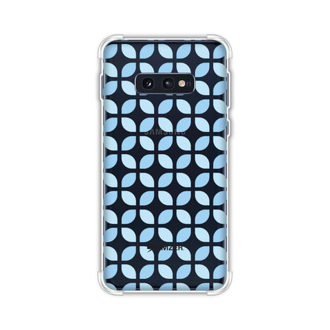 Geometric Flowers 3 Soft Flex Tpu Case For Samsung Galaxy S10e