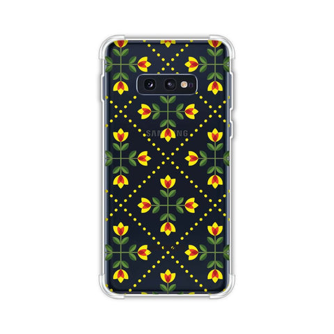 Pretty Flowers 1 Soft Flex Tpu Case For Samsung Galaxy S10e