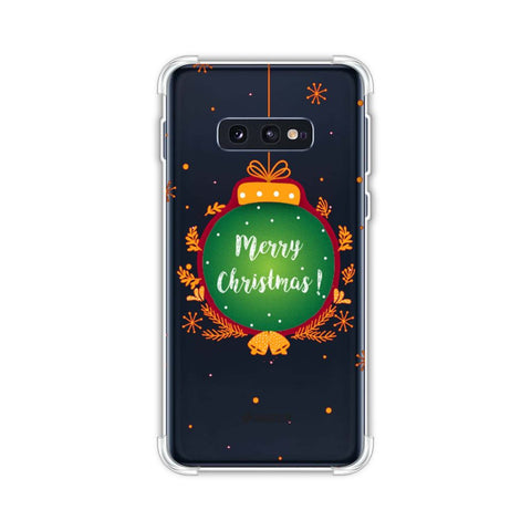Christmas Soft Flex Tpu Case For Samsung Galaxy S10e