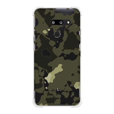 Camou- Antique bronze Soft Flex Tpu Case For LG G8 ThinQ