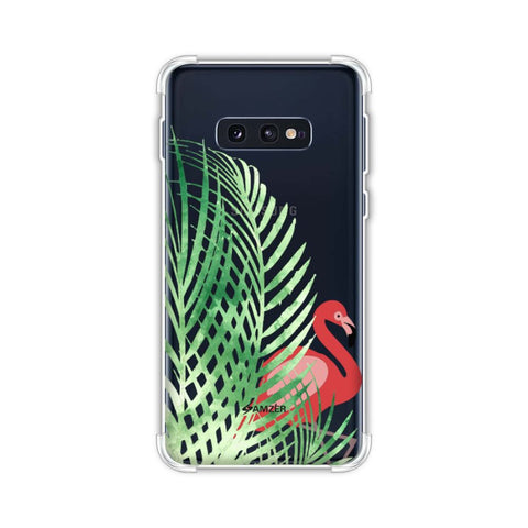 Hidden Beast - Mustard Soft Flex Tpu Case For Samsung Galaxy S10e
