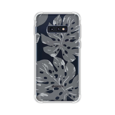 Monochrome - Grey Soft Flex Tpu Case For Samsung Galaxy S10e