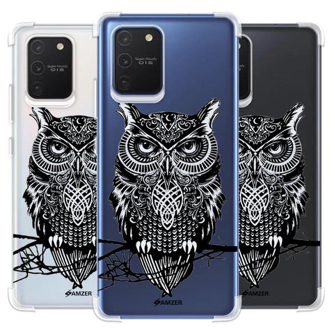 Graphic Owl Soft Flex Tpu Case For Samsung Galaxy S10 Lite