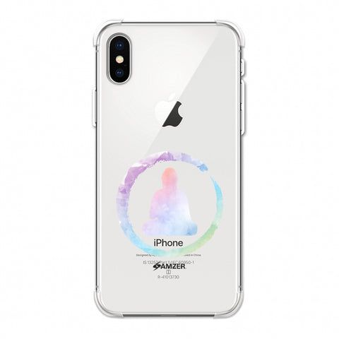 Buddha Soft Flex TPU Case For Apple iPhone Xs Max