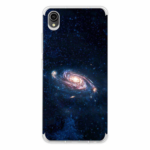 Andromeda Galaxy Soft Flex Tpu Case For Vivo Y90