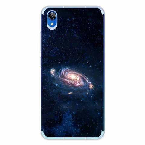Andromeda Galaxy Soft Flex Tpu Case For Vivo Y91i