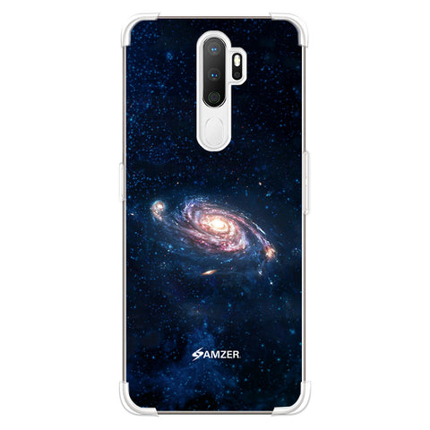 Andromeda Galaxy Soft Flex Tpu Case For Oppo A5 2020