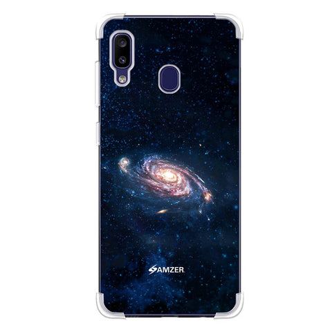 Andromeda Galaxy Soft Flex Tpu Case For Samsung Galaxy M10s
