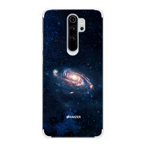 Andromeda Galaxy Soft Flex Tpu Case For Redmi Note 8 Pro