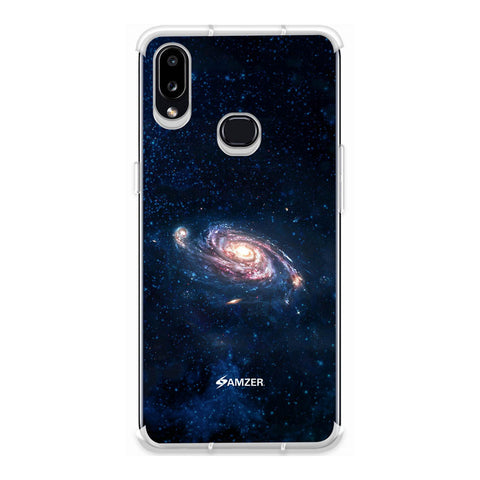 Andromeda Galaxy Soft Flex Tpu Case For Samsung Galaxy A10s