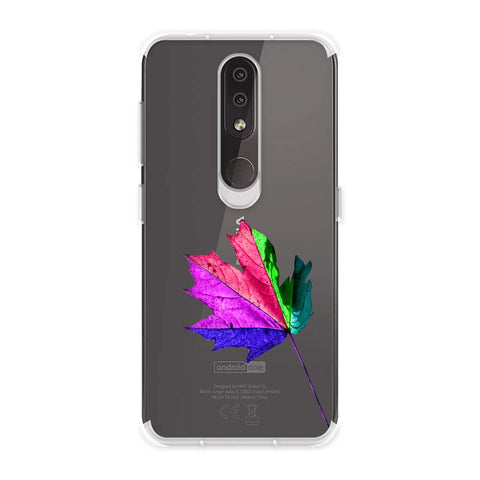 Autumn Leaf Soft Flex Tpu Case For Nokia 4.2