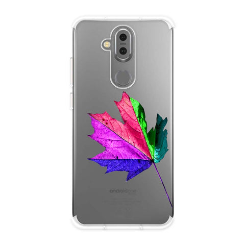 Autumn Leaf Soft Flex Tpu Case For Nokia 7.1 Plus