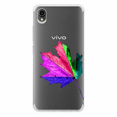 Autumn Leaf Soft Flex Tpu Case For Vivo Y90