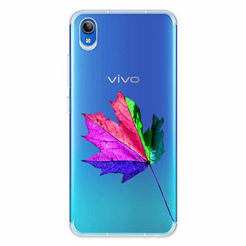 Autumn Leaf Soft Flex Tpu Case For Vivo Y91i