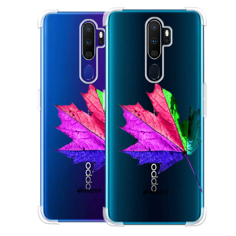 Autumn Leaf Soft Flex Tpu Case For Oppo A9 2020