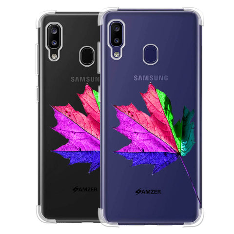 Autumn Leaf Soft Flex Tpu Case For Samsung Galaxy M10s