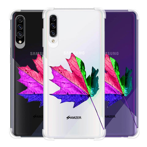 Autumn Leaf Soft Flex Tpu Case For Samsung Galaxy A30s