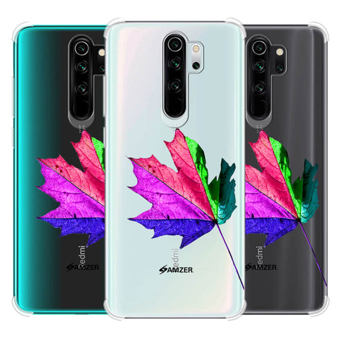 Autumn Leaf Soft Flex Tpu Case For Redmi Note 8 Pro