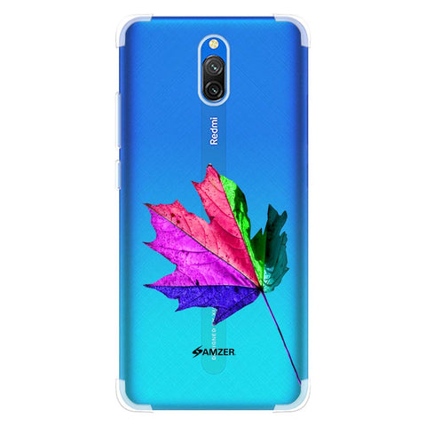 Autumn Leaf Soft Flex Tpu Case For Redmi 8A Dual