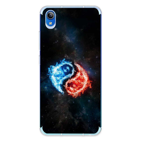 Element - Fire & Water Soft Flex Tpu Case For Vivo Y91i