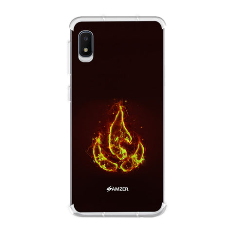 Element - Fire Soft Flex Tpu Case For Samsung Galaxy A10e