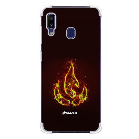 Element - Fire Soft Flex Tpu Case For Samsung Galaxy M10s