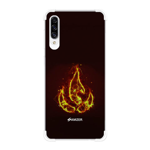 Element - Fire Soft Flex Tpu Case For Samsung Galaxy A30s
