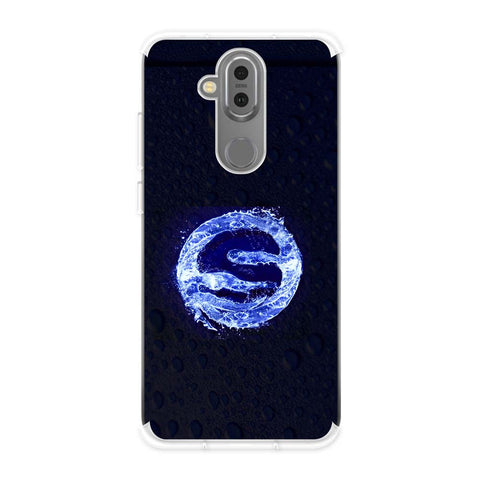Elements - Water Soft Flex Tpu Case For Nokia 7.1 Plus