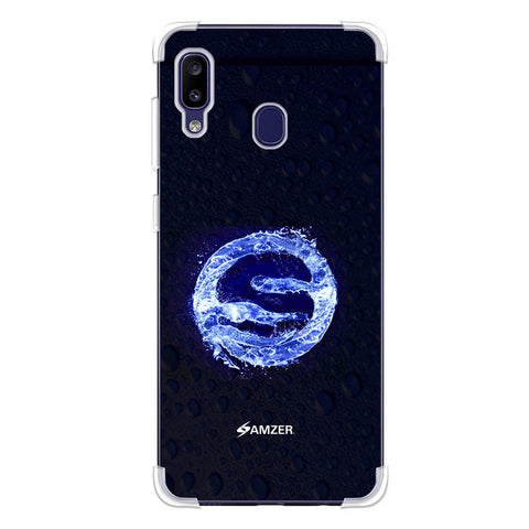 Elements - Water Soft Flex Tpu Case For Samsung Galaxy M10s